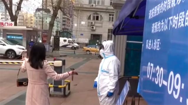 В Китае наметились новые очаги эпидемии коронавируса. Вторая волна надвигается из-за рубежа