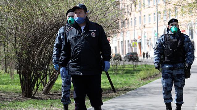 Режим ограничений в Москве продлен до 31 мая