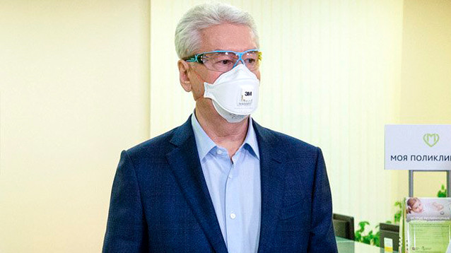 Собянин: санитарные ограничения в Москве сохранятся до получения вакцины от коронавируса