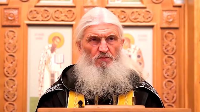 На Урале мятежный схиигумен Сергий потребовал ухода патриарха Кирилла