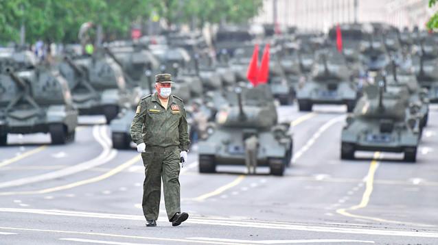 Перед парадом Победы 80 ветеранов отправили в изоляцию ради здоровья Путина