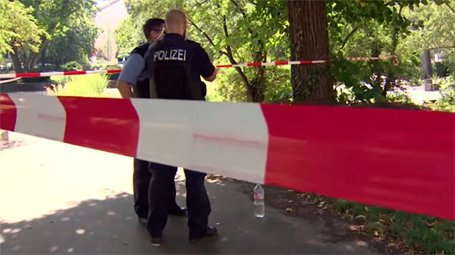 Правоохранительные органы Германии обнаружили второго россиянина, участвовавшего в убийстве Хангошвили