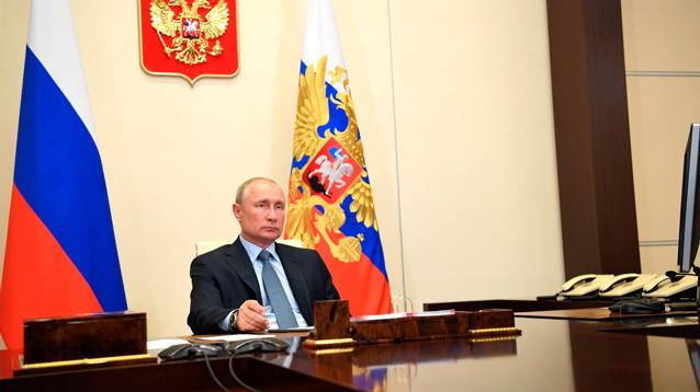 Путин допустил, что будет вновь баллотироваться в президенты России