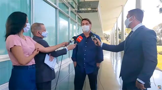У президента Бразилии подтвержден COVID-19