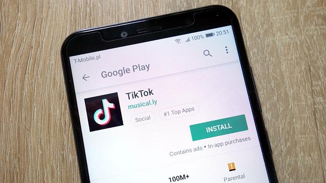 Власти США запретили американцам с 20 сентября скачивать TikTok и WeChat