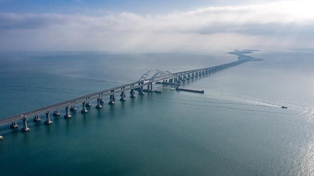 Евросоюз расширяет санкции против строителей Крымского моста
