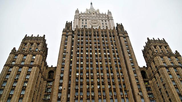 """МИД РФ: отравление Навального было """"постановкой"""", а ОЗХО """"ломала комедию"""" и превышала полномочия"""