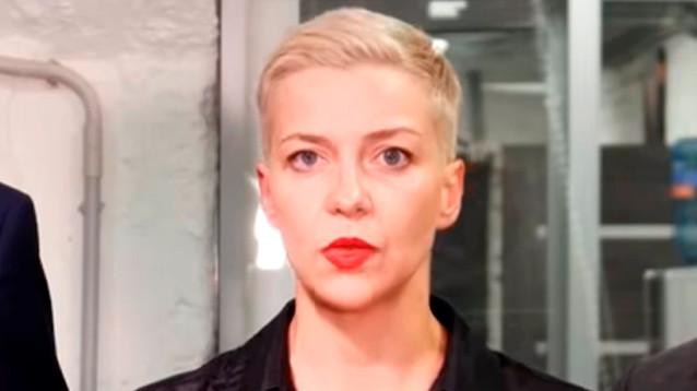 Белорусская милиция начала поиск пропавшей оппозиционерки Колесниковой