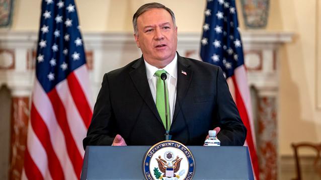 """США создают коалицию против газопровода """"Северного потока 2"""".   Берлин присоединяться не спешит"""