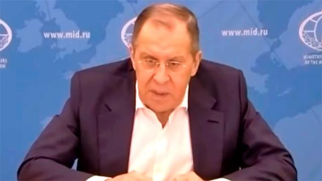 Лавров пригрозил прекращением диалога России с лидерами ЕС