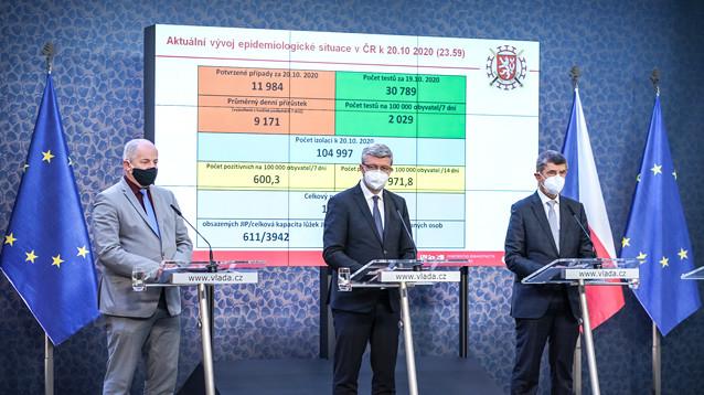 Чехия стала второй страной в Европе, вновь объявившей локдаун