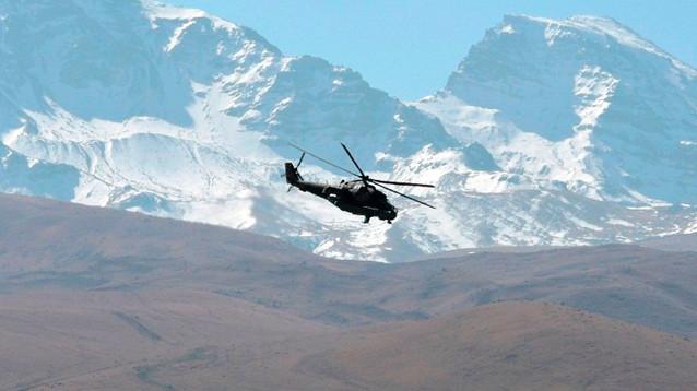 Российский вертолет сбит на территории Армении. Погибли два члена экипажа