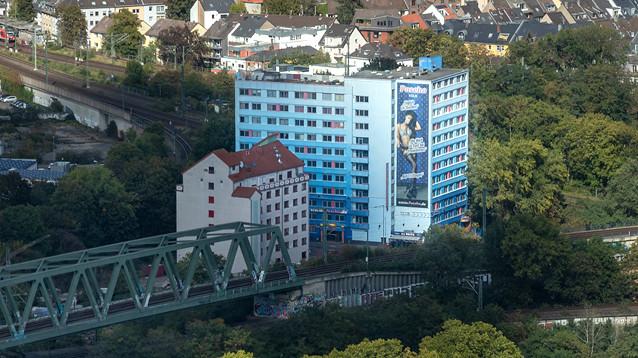 COVID обанкротил крупнейший бордель Европы - 11-этажный Pascha (ФОТО, ВИДЕО)