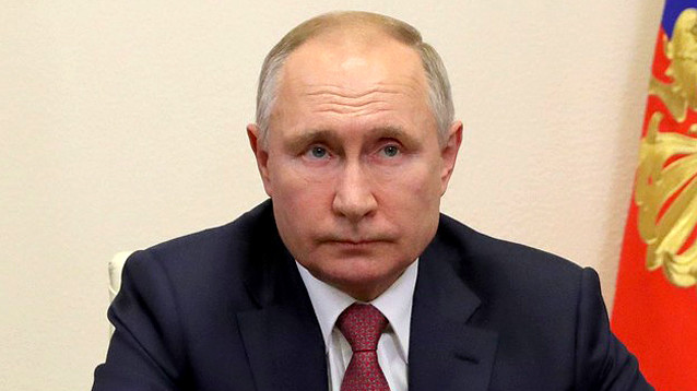 """Путин поручил создать новый """"инфекционный"""" координационный совет по ЧС"""