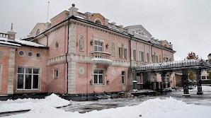 Особняк сына главы Росгвардии оказался самым дорогим дворцом из продающихся в РФ