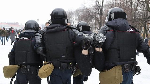Итоги субботней акции в поддержку Навального: больше 3,7 тысячи задержанных, около 30 пострадавших